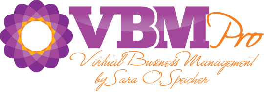 VBM Pro Virtual Business Management by Sara O Speicher